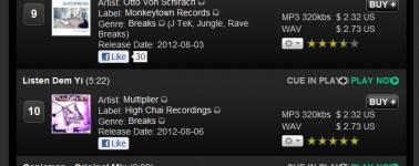 Track It Down #10 Breaks - 08.12.12