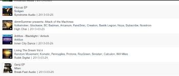 Top100 DnB Albums #82 - 03.29.13