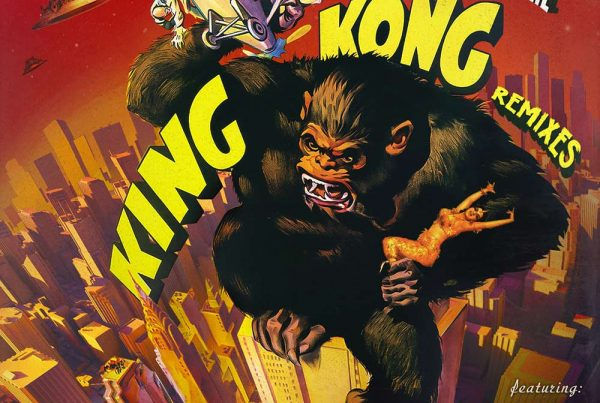 Bass Against Machine - King Kong RMXs