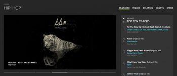 Beatport MainBox Feature - 07.04.16
