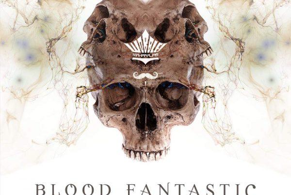 WOBBLE MAHARAJAS - Blood Fantastic