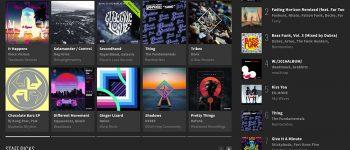 BeatPort #1 GlitchHop-Albums-02.09.18