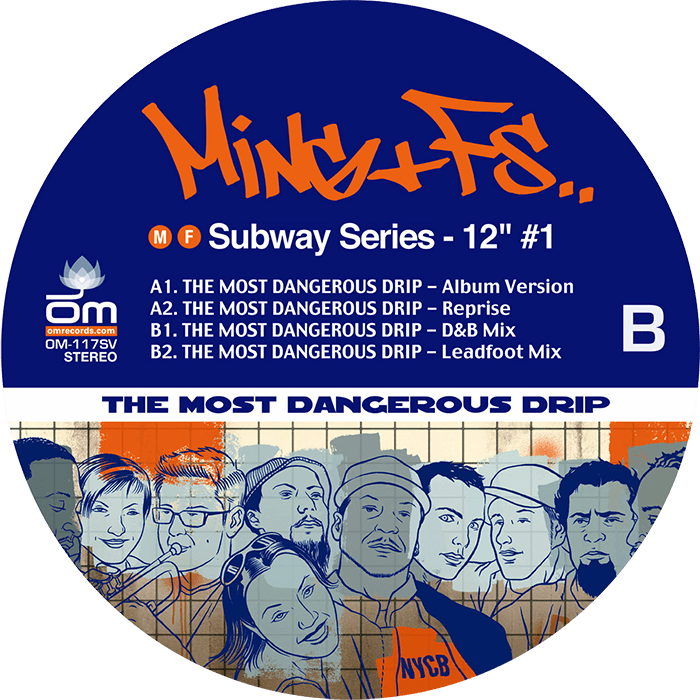 """""""Misdirected"""" feat. DK and Aref Durvesh on Subway Series & OM 100"""