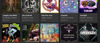 Beatport Feature - Dubstep - 02.14.17